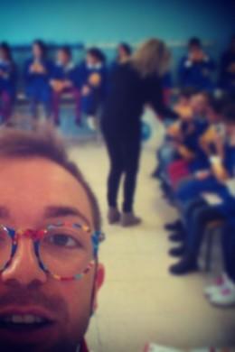 FOTO CLASSE SCUOLA PADRE PIO DI GRAVINA IN PUGLIA