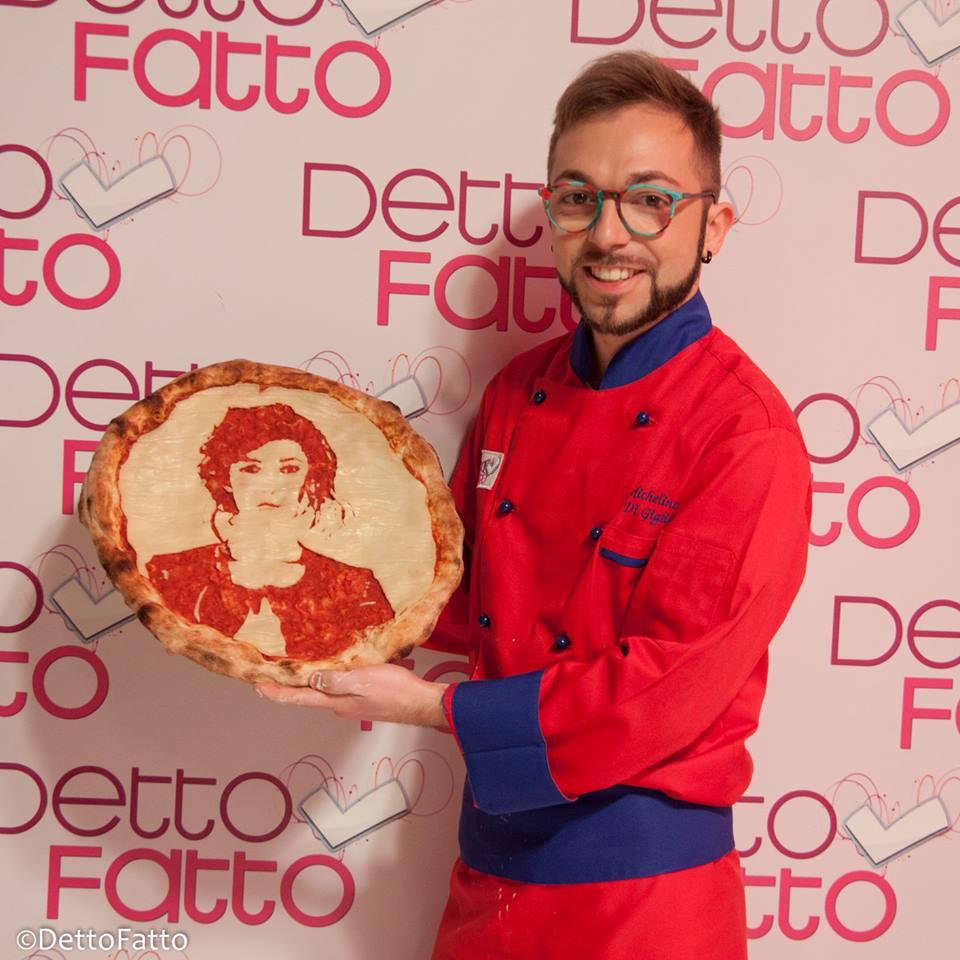 pizza artistica detto fatto rai