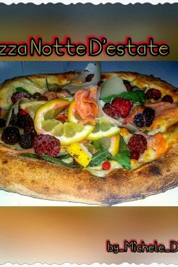 PIZZA DELL'ESTATE